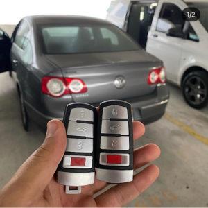 2011 VW Passat all keys lost