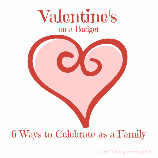 Valentines on a Budget