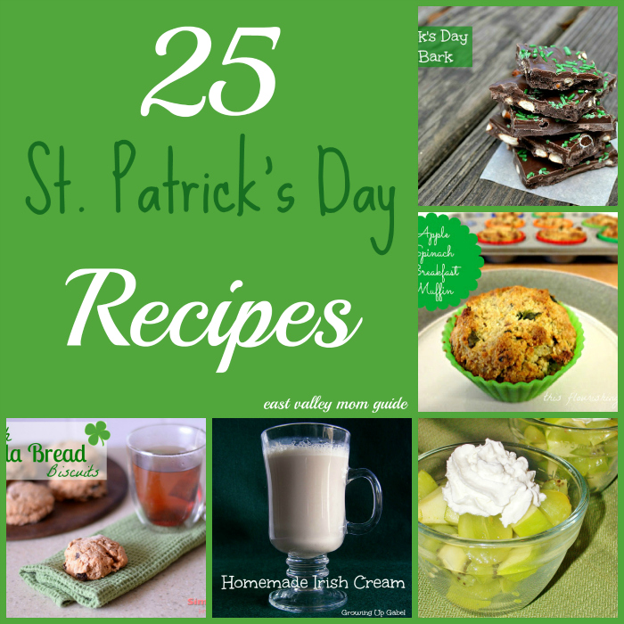 25 Tasty St Patrick's Day Recipes