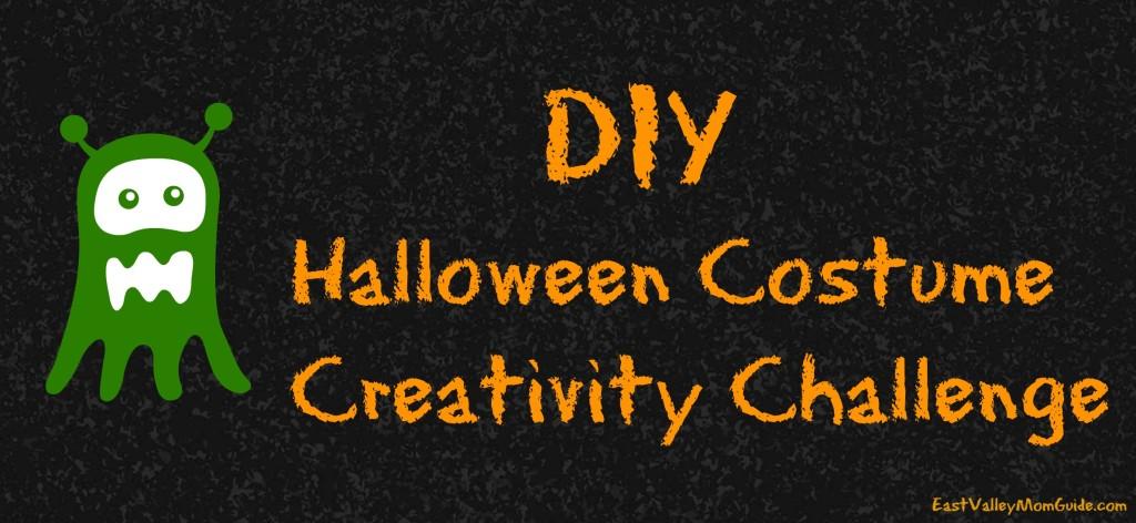 DIY Halloween Costume Creativity Challenge