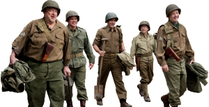 Monuments Men Movie Review...is it kid friendly?
