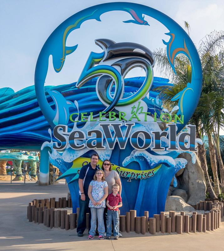 50th Anniversary of SeaWorld