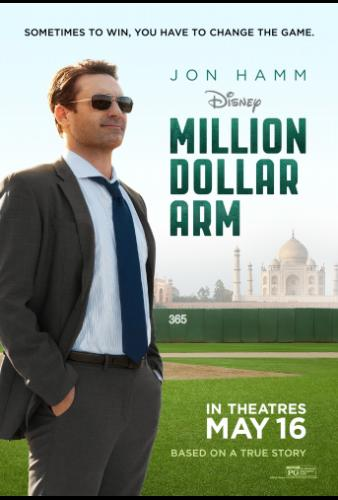 Milion Dollar Arm Review