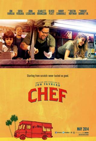 Chef the Movie Review