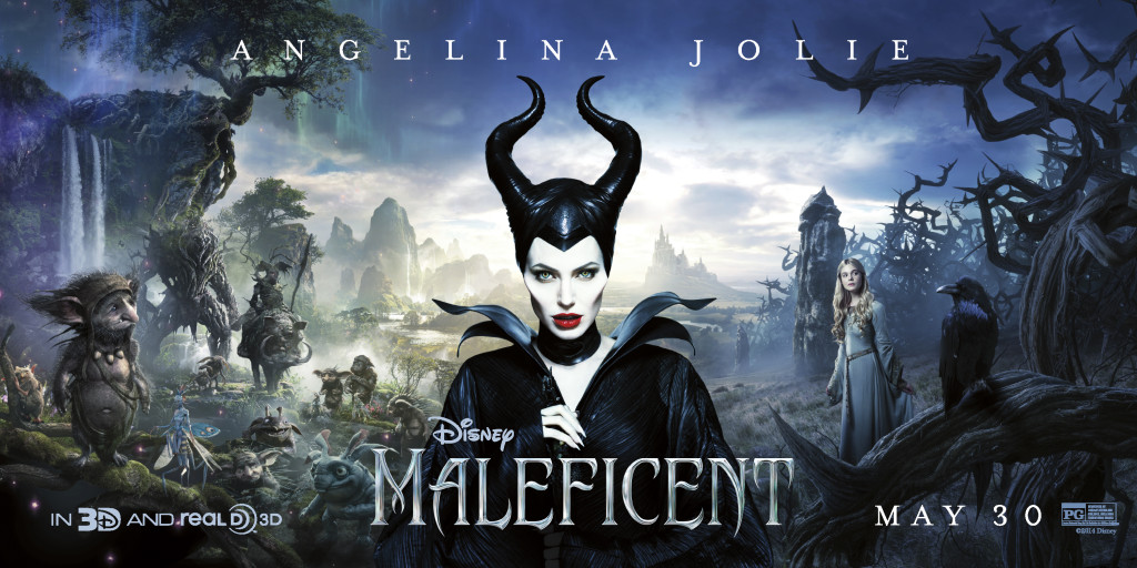 Maleficent - A New Spin on an Old Tale