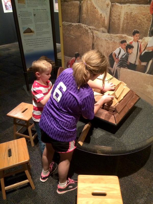 Discover Lost Egypt at the Arizona Science Center