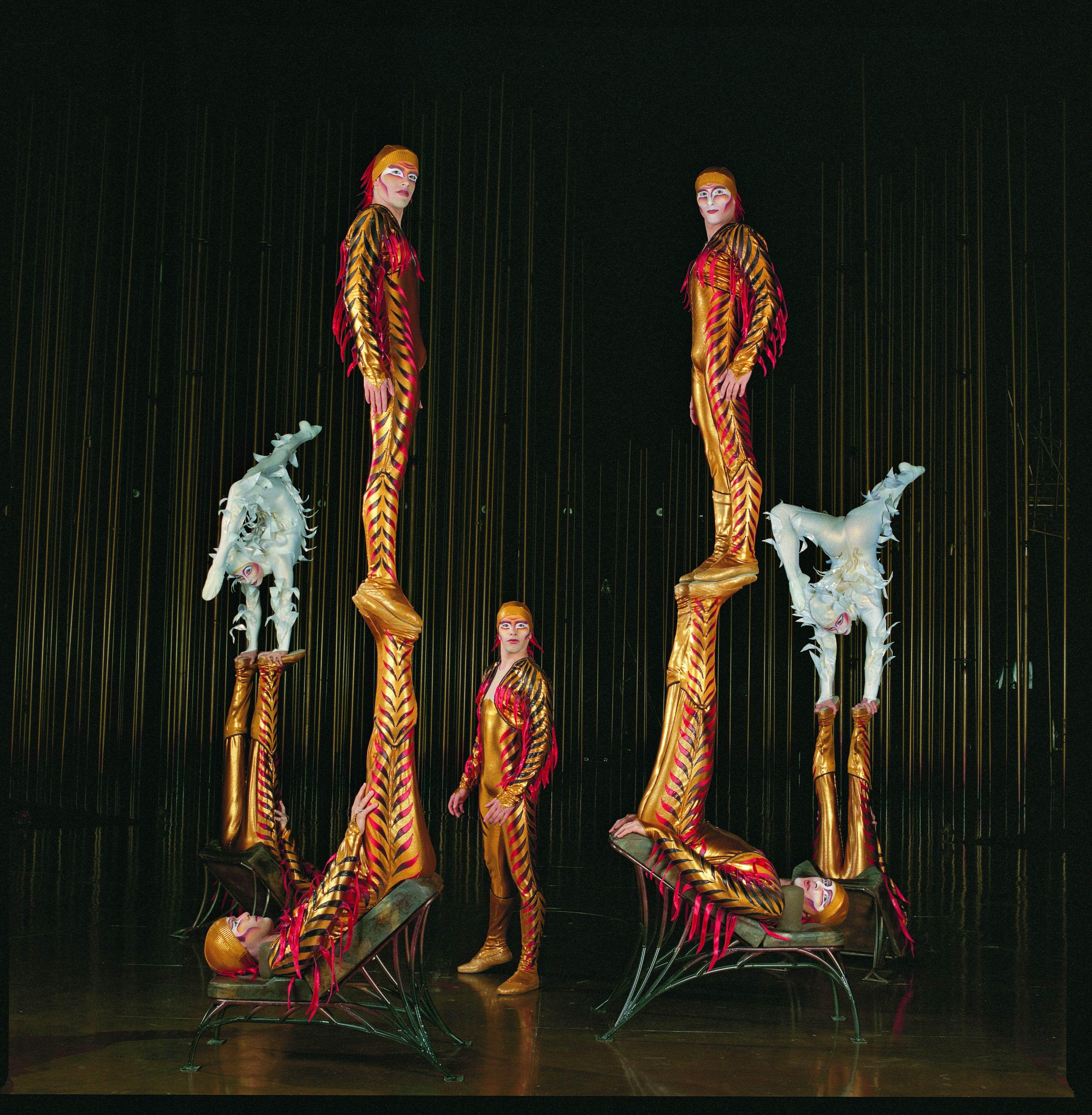 Verakai: Cirque du Soleil