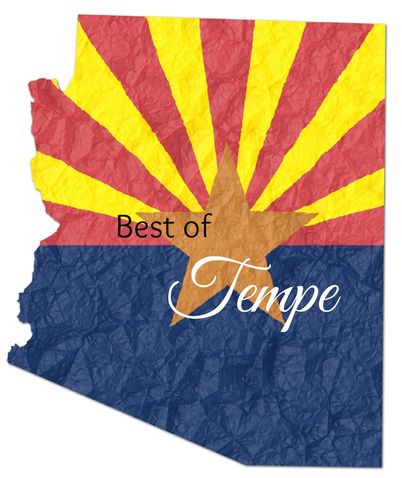 Best of Tempe, Arizona including best BBQ, best urban trail, best birthday party venue, best splash pad and more!