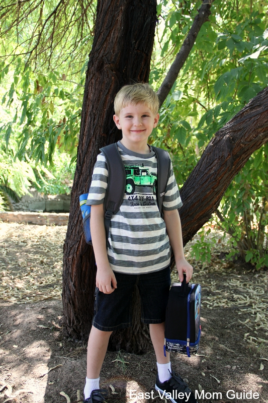 Hot trends for boys back to school clothing.