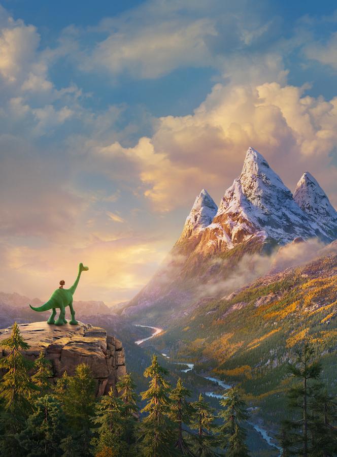 The Good Dinosaur Movie Review