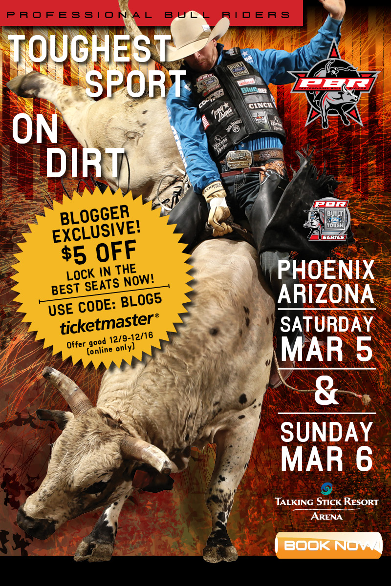 PBR coming to Phoenix in March