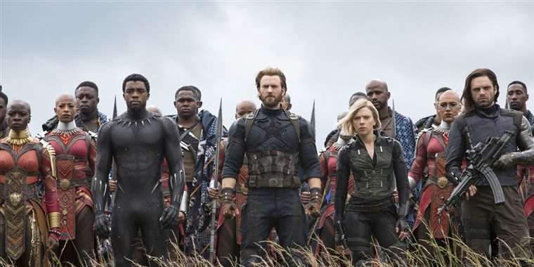Avengers Infinity War...find out why you should see it before taking the kids.