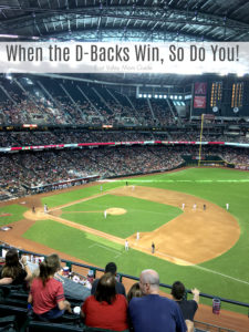 There are lots of freebies and specials around the Valley when the Diamondbacks play a game. Check out our list below of all the current specials for the Diamondbacks. D-Backs Winning Promotions