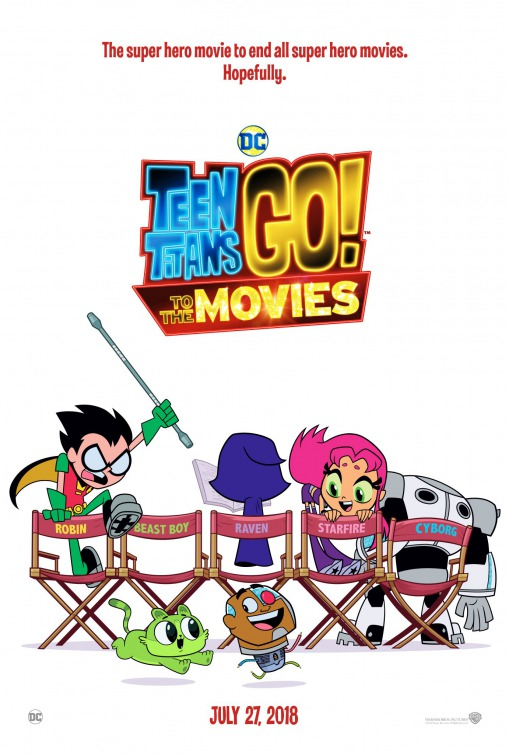 Teen Titans Go To The Movies Review