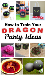 How to Train Your Dragon Party Ideas.