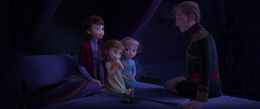 FROZEN 2 movie still image