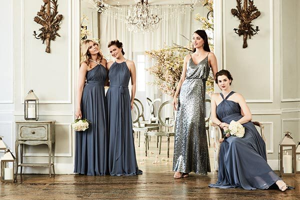Utopia Bridal have a huge range of over 150 bridesmaid dresses and ballgowns in beautiful fabrics and colour choices.  We are proud to house your favourite designers:  Morilee by Madeline Gardiner  |  Dessy  |  Jenny Packham  |  Alfred Sung  |  Tania Olsen  |  Wendy Ann  |  Faviana