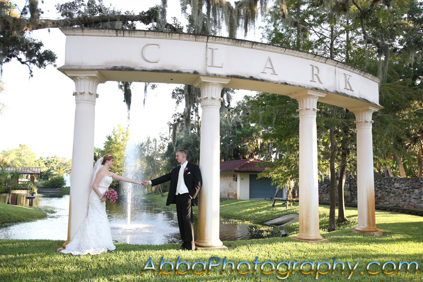 The Tavern and Chapel - Port Orange garden wedding