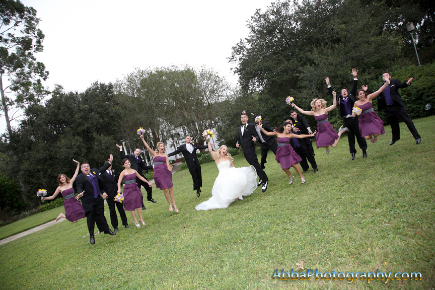Florida outdoor weddings