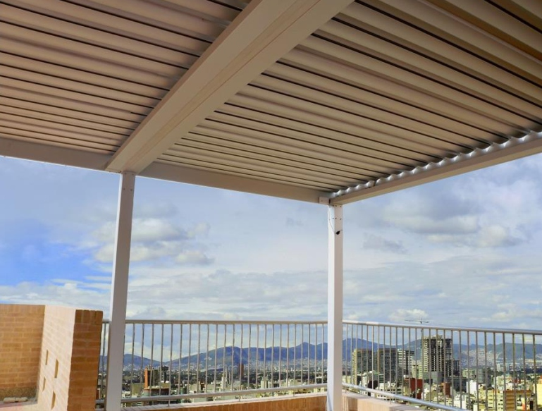 Aluminum Pergola Patio Awnings