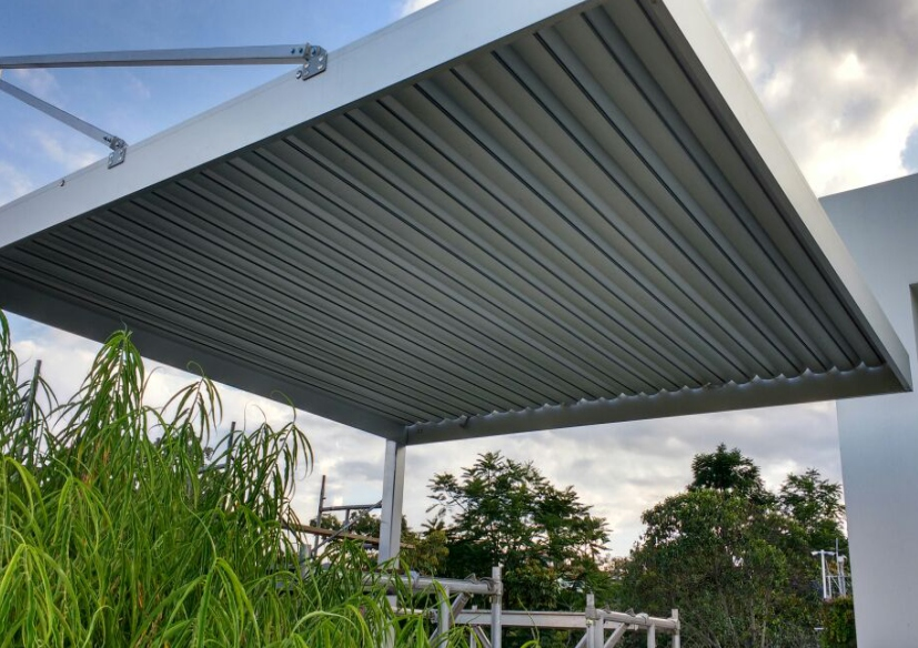 Top Mount Pergola Attachment system