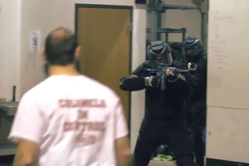 Video: Fighting Back Against Active Shooters