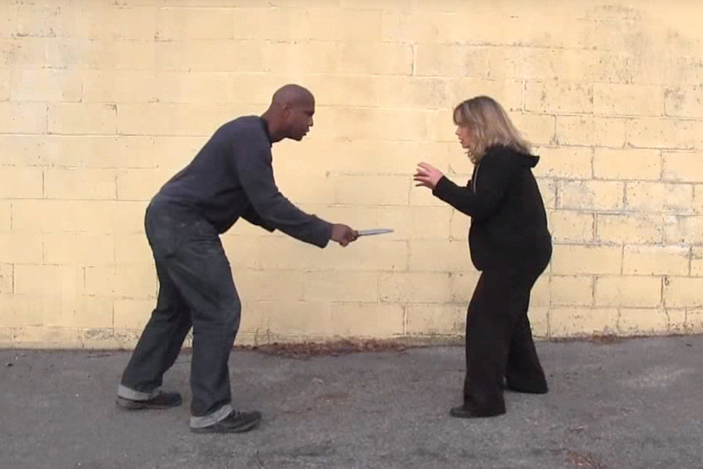 Martial Arts Myth: Knife Attack Self-Defense