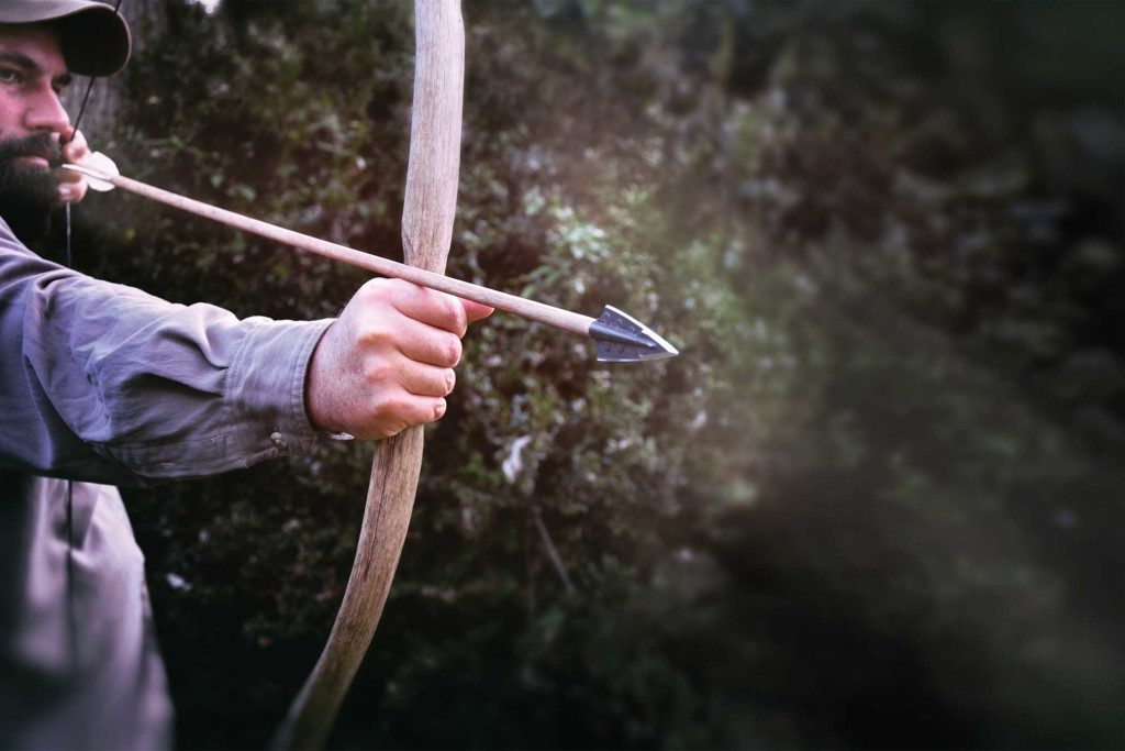 Build Your Own Survival Bow