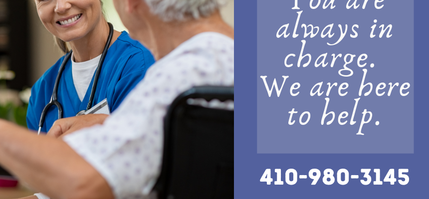 Home care that serves you supports you.