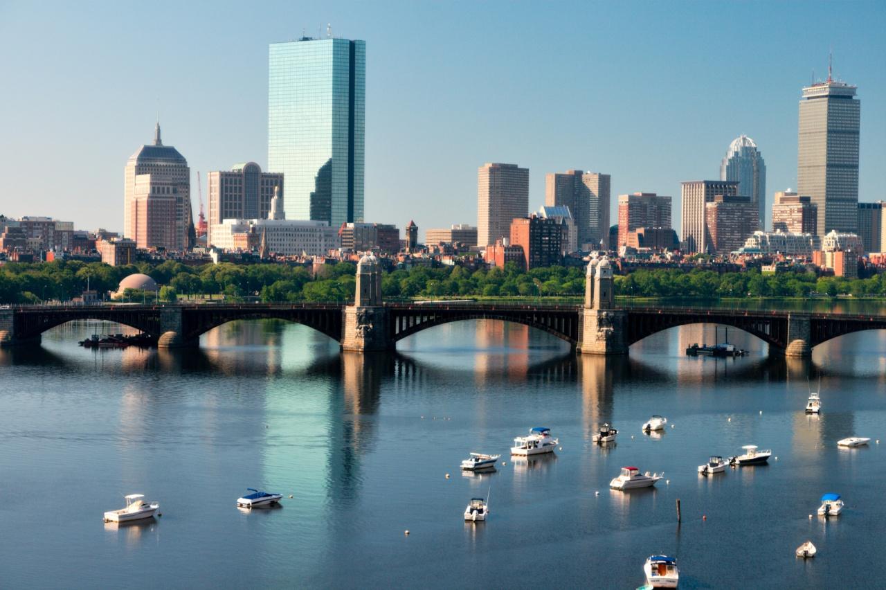 Getting to Boston