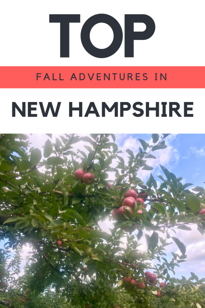 Best things to do in New Hampshire in the Fall