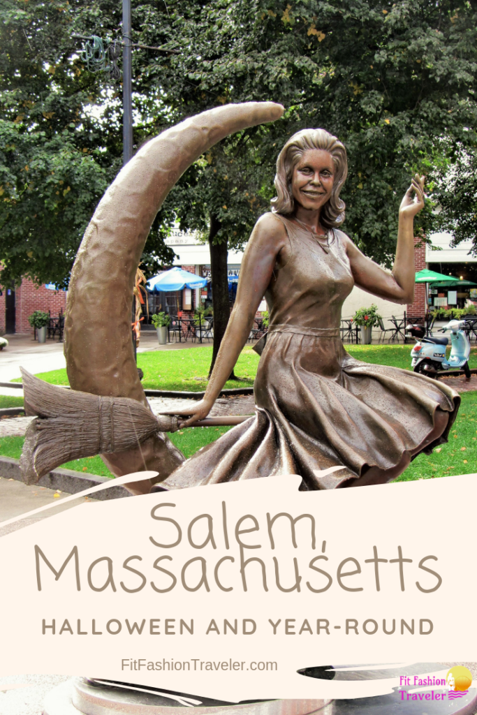 Year-round activities in Salem, Massachusetts