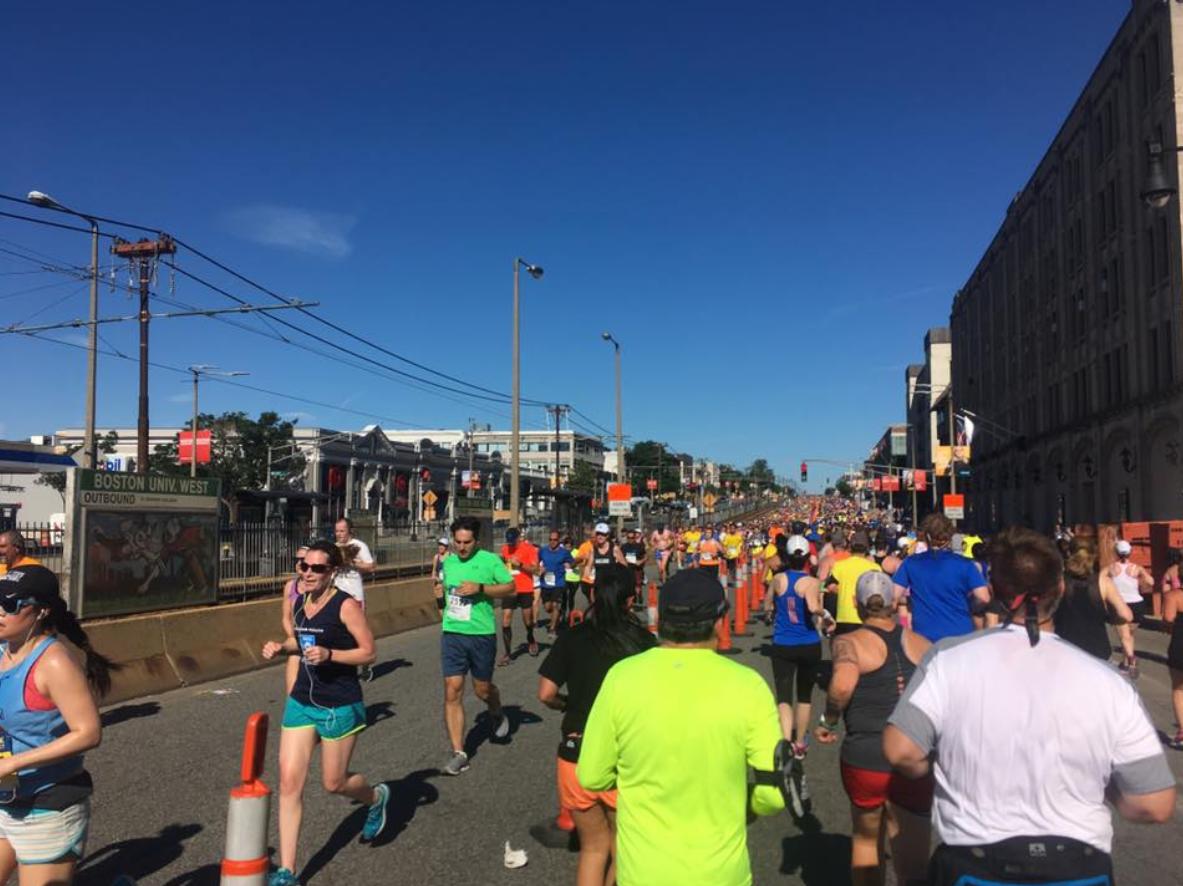 Fitness in Boston