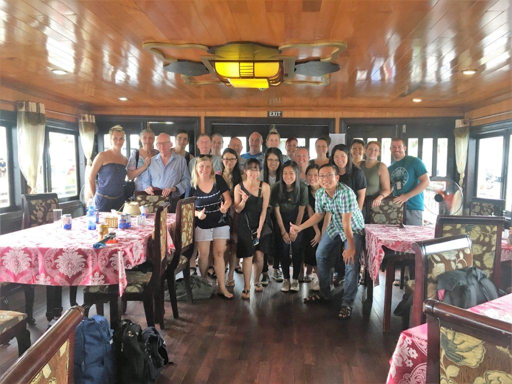 halong bay cruise, ha long bay, vietnam, v'spirit cruise