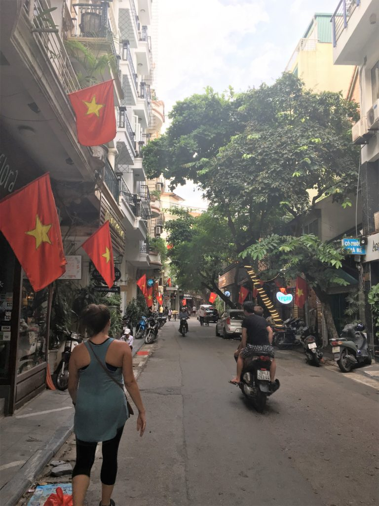 Hanoi Old Quarter Vietnam