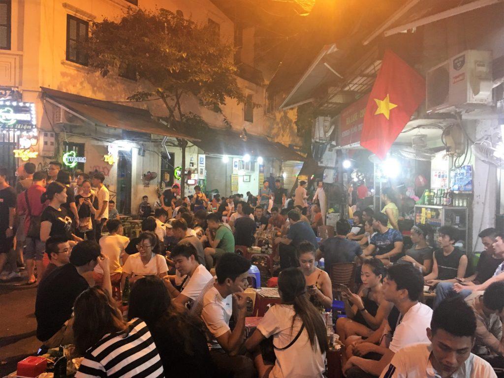 Hanoi Old Quarter Nightlife