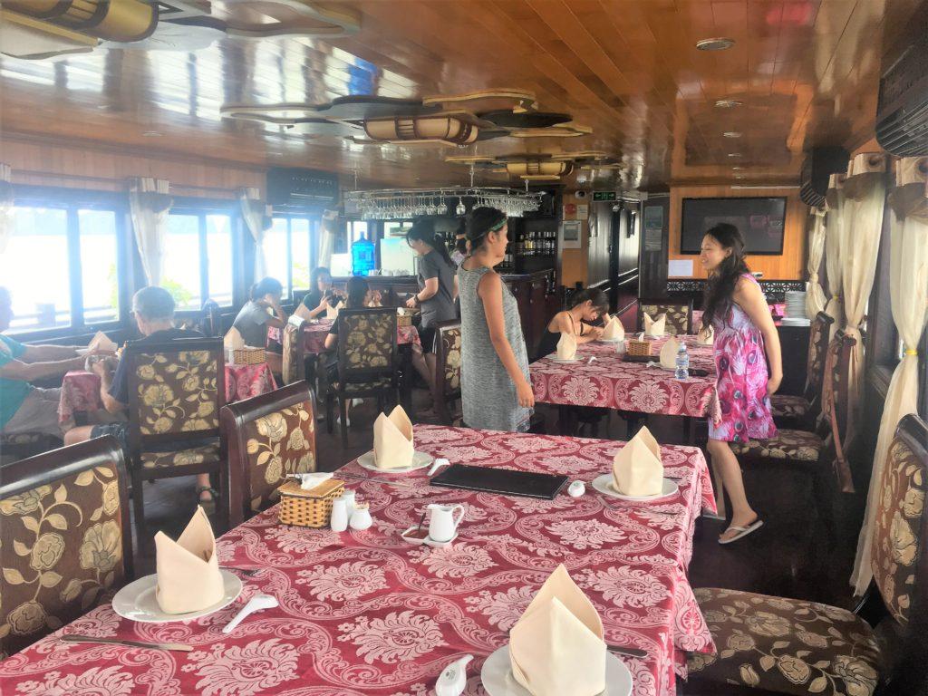 halong bay cruise, ha long bay, junk boat