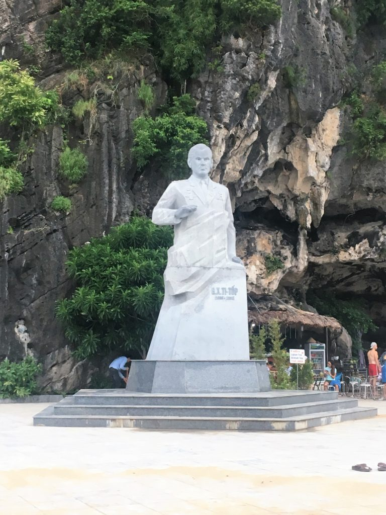 halong bay cruise, ha long bay, Ti Top Island, vietnam