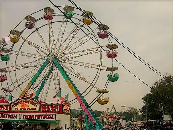 durham fair, town fair, state fair, ferriswheel, carnival, fair, central connecticut