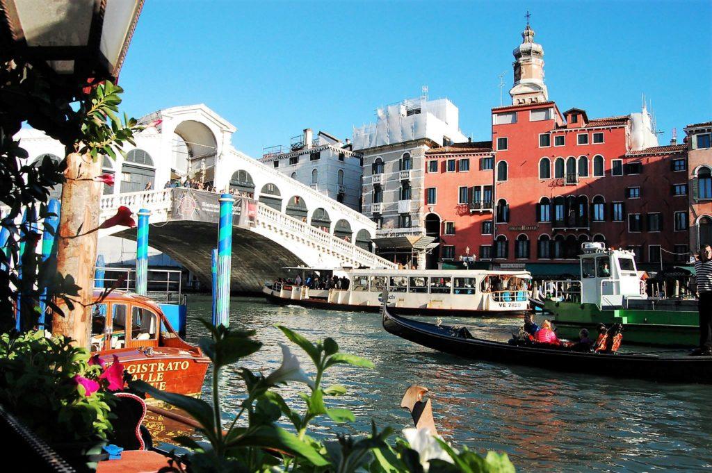 ponte rialto, rialto bridge, grand canal, venice, italy