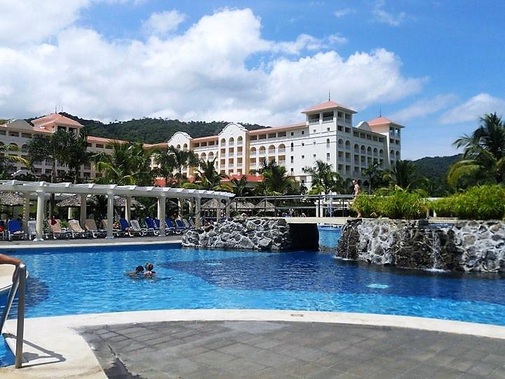 riu, resort, costa rica, pool