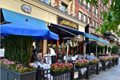 atlantic fish; restaurant; boston