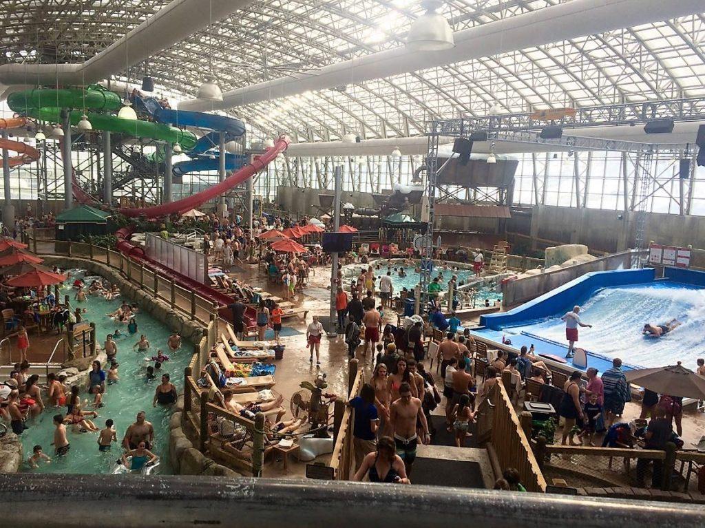 jay peak; pump house; waterpark; indoor water park; vermont; ski resort
