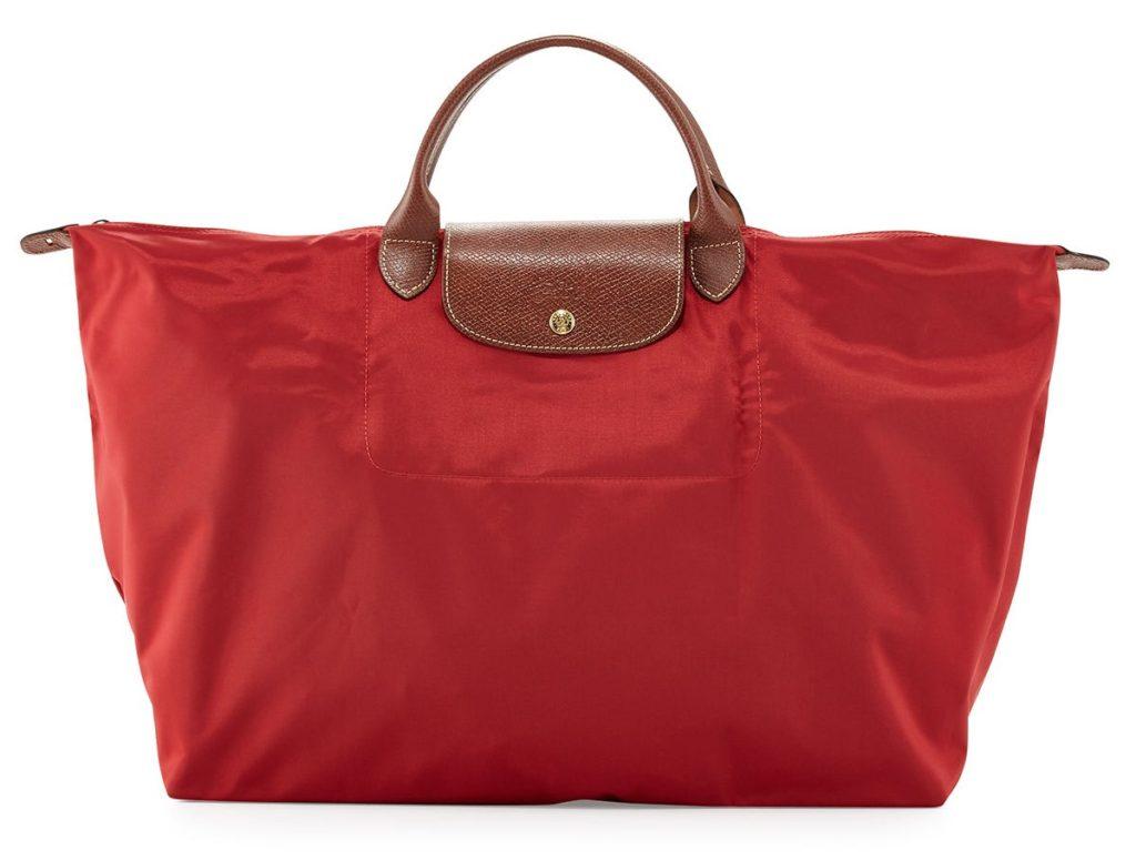 longchamp; bag; weekender; travel