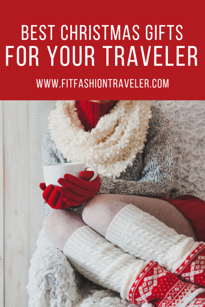 This year's best Christmas or holiday gifts for your traveler: the weekend, the world traveler, the study abroad student, the luxurious traveler, the fit traveler, or whoever may be on your list!
