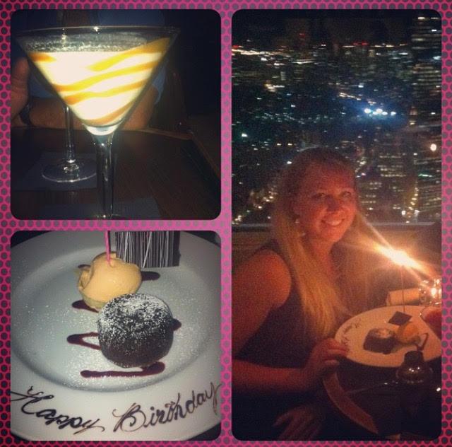 top of the hub; martini; boston