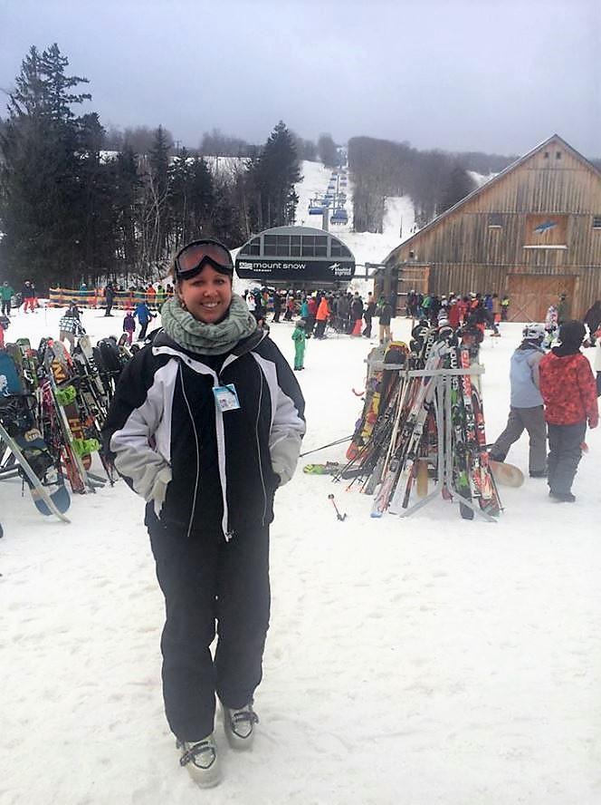 mount snow; ski; resort; new england; vermont; mountain