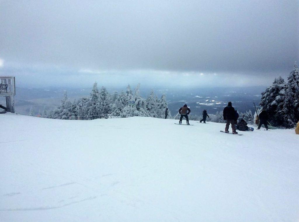 mount snow; ski; vermont