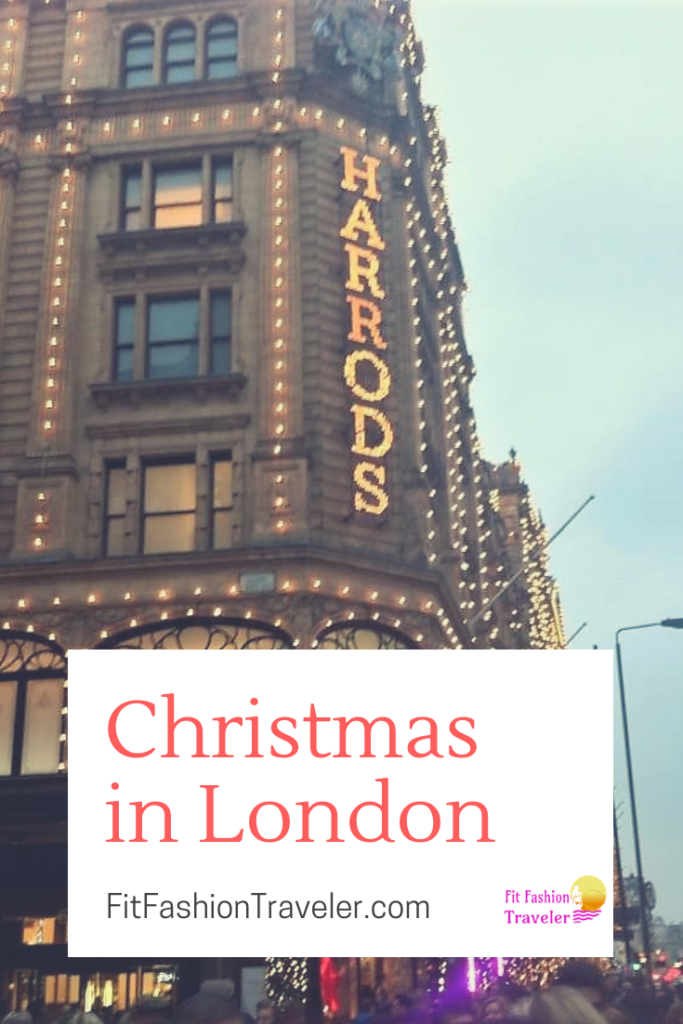 The best things to see and do in London at Christmastime