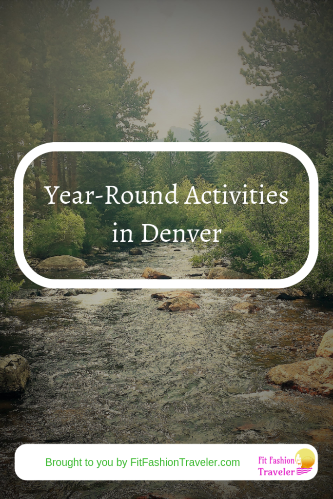 Planning a trip to Denver? Check out this post for activities available year round in the city and surrounding area!